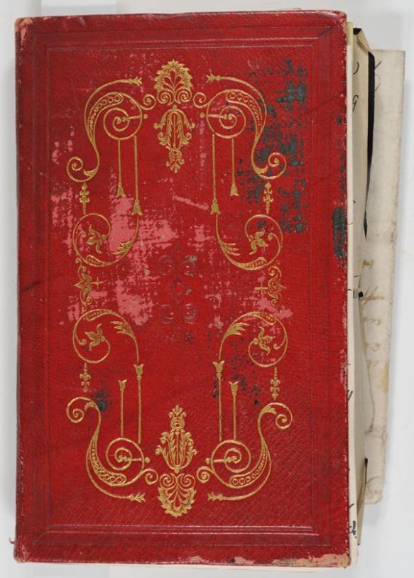 Autograph album, 1796-1865