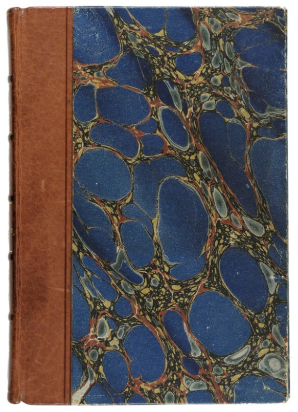 Journey from Paris to Naples, 1769 [Front cover]