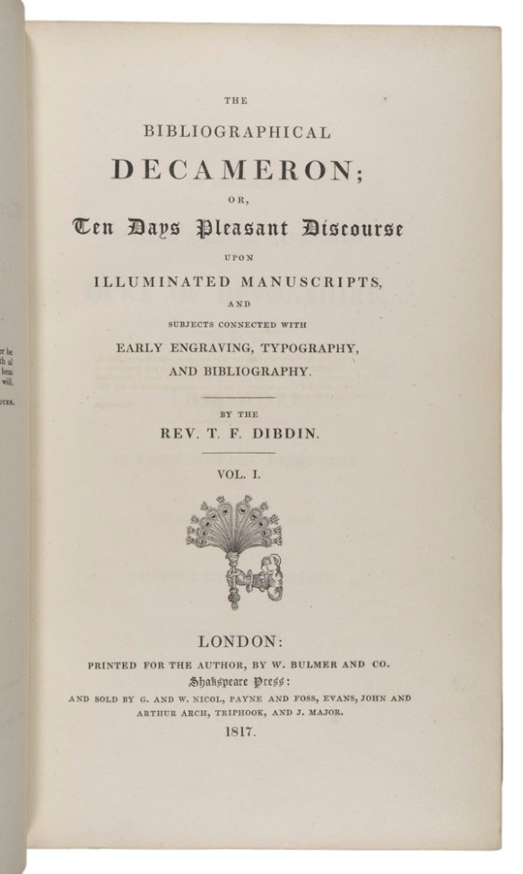 Title Page (Volume 1)