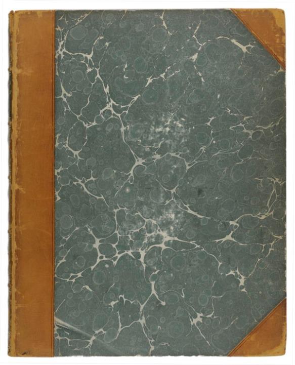Catalogue raisonné d'un recueil d'estampes... (Binding)