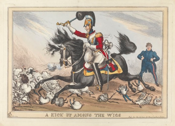 Image result for cartoons whigs an walpole