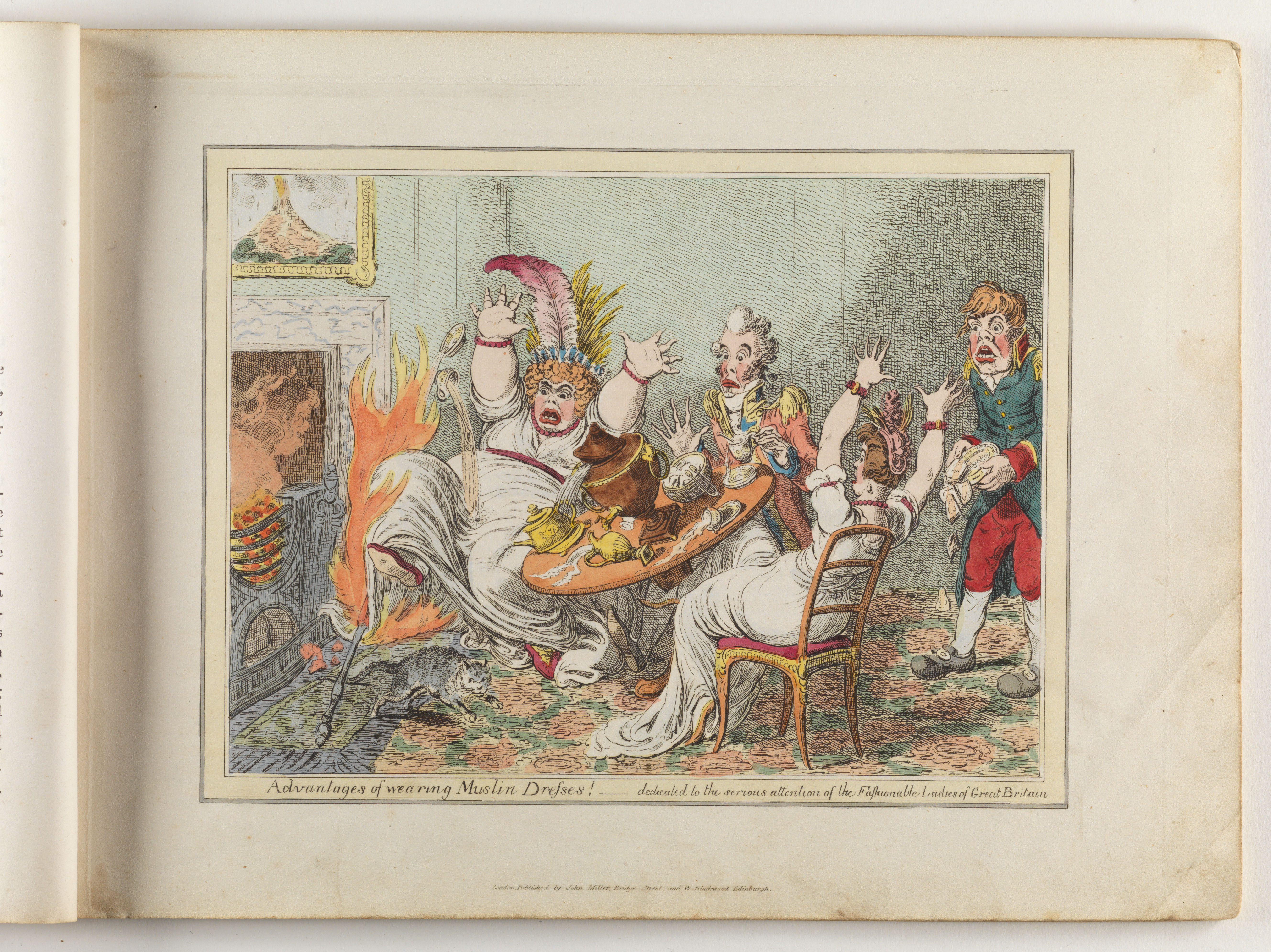 Selection 1: The caricatures of James Gillray