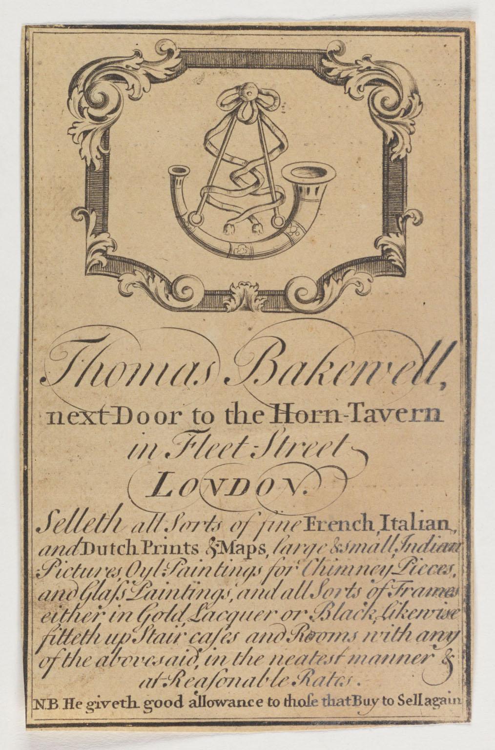 Thomas Bakewell