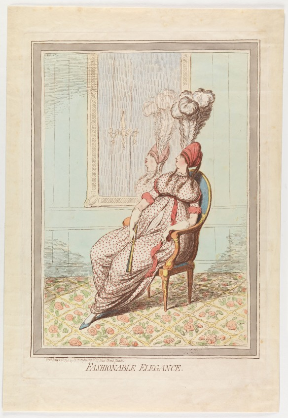 Fashionable elegance