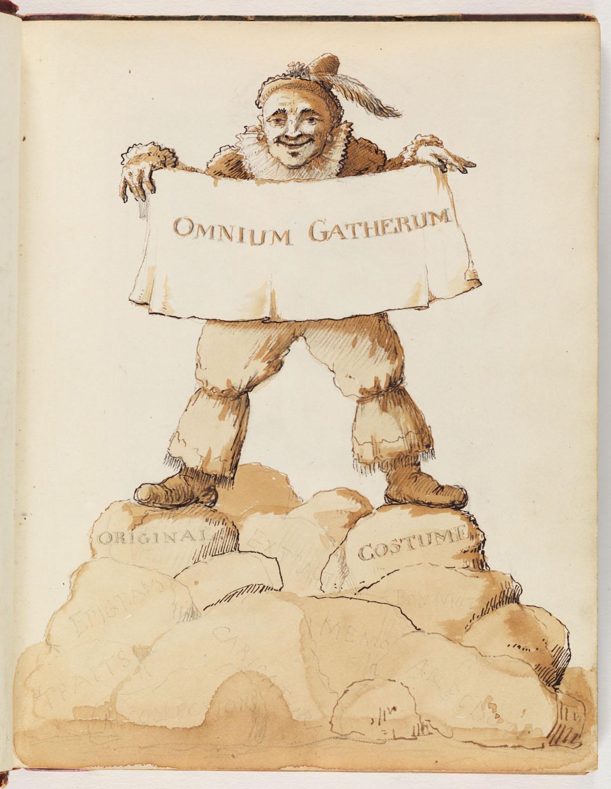 CLICK FOR LARGER IMAGE: Omnium gatherum