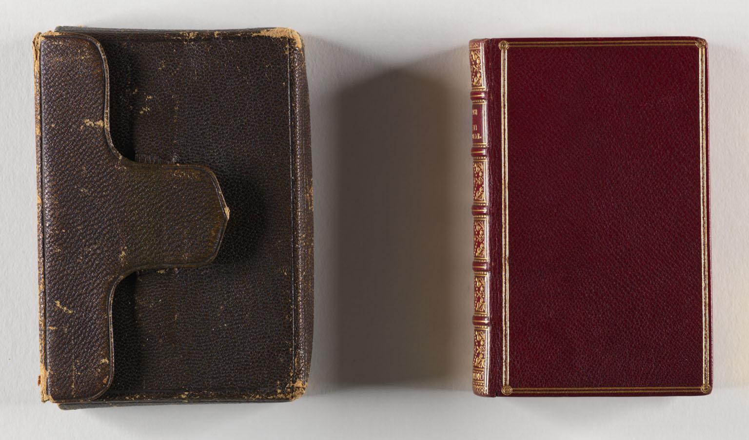 Binding and case: Gotfr. Hegeniti[i] Itinerarium