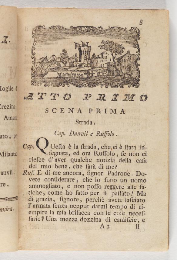 La fanciulla di sedici anni recent antiquarian acquisitions for Farcical traduzione
