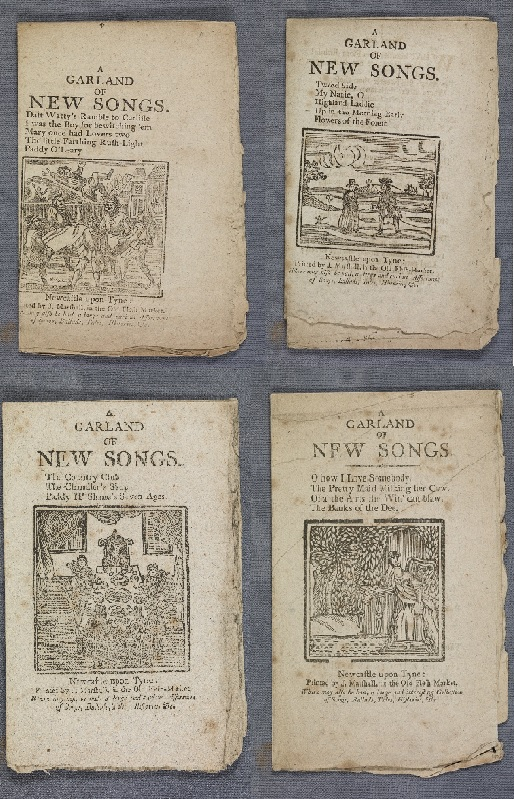 collection of ballads